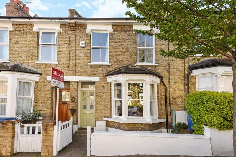 3 Bedrooms Terraced House for sale in Landells Road, East Dulwich, SE22