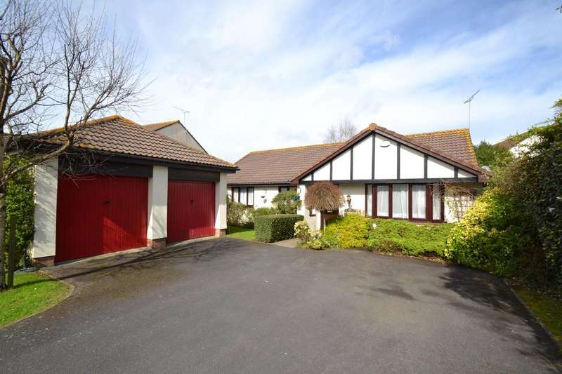 2 Bedrooms Bungalow for sale in Springfield Crescent, Fremington