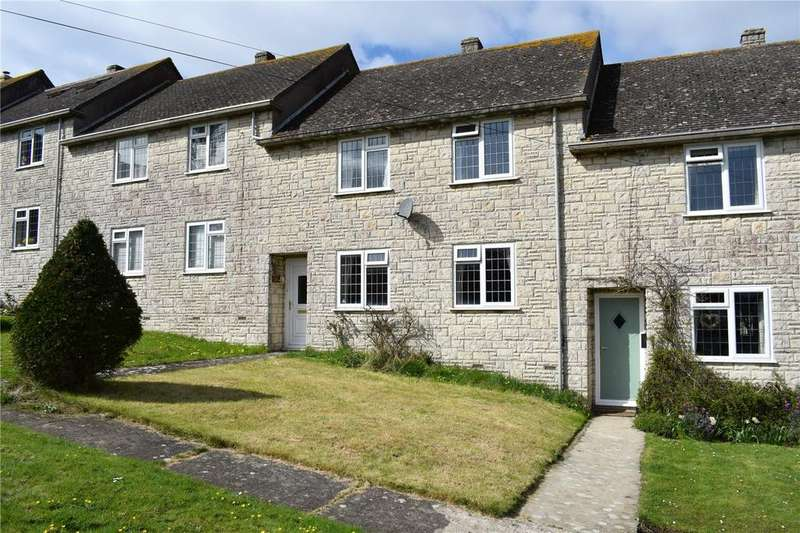 3 Bedrooms Terraced House for sale in Napier Close, Puncknowle, Dorchester, Dorset