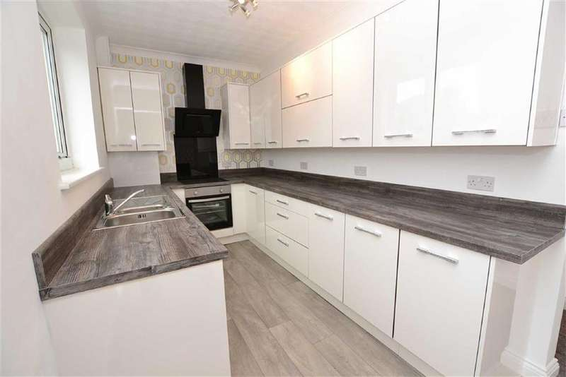 3 Bedrooms Semi Detached House for sale in Constable Avenue, Burnley, Lancashire