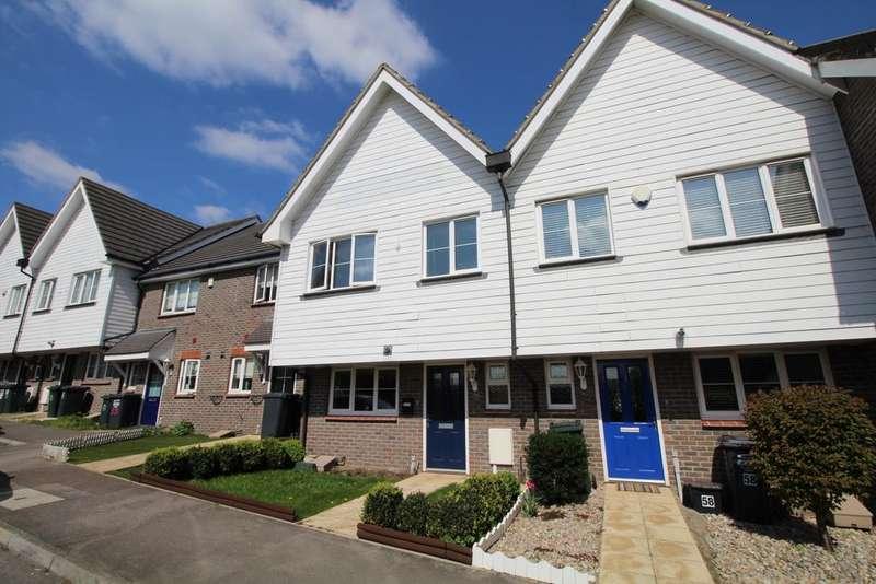 4 Bedrooms Terraced House for sale in Baker Crescent Dartford DA1
