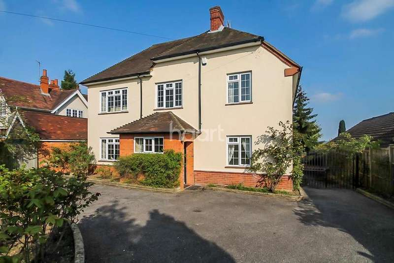 4 Bedrooms Detached House for rent in Shinfield Road, Reading