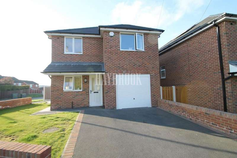 4 Bedrooms Detached House for sale in Munsbrough Lane, Greasbrough