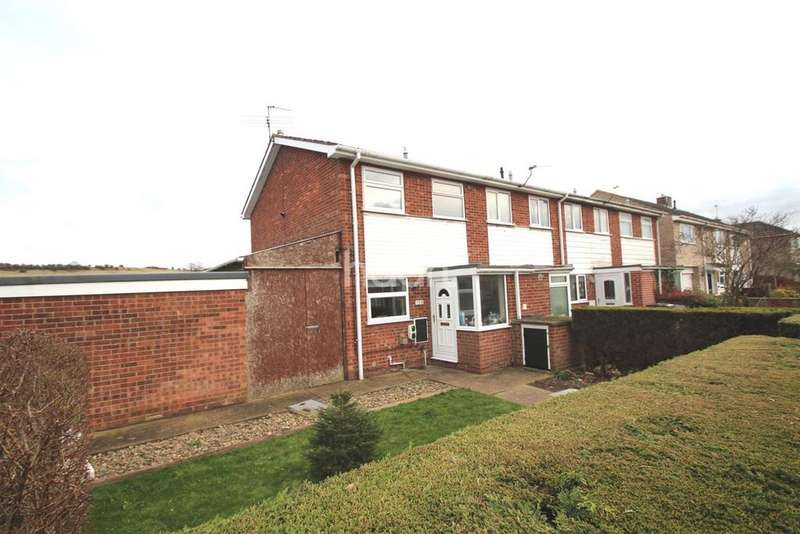 2 Bedrooms End Of Terrace House for sale in Larne Road, Lincoln, LN5