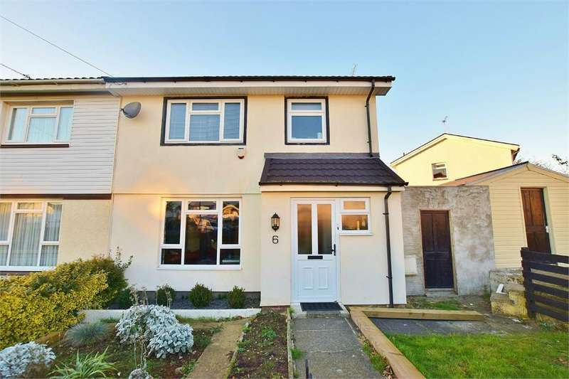 3 Bedrooms Semi Detached House for sale in Caldwell Road, Watford, Hertfordshire, WD19