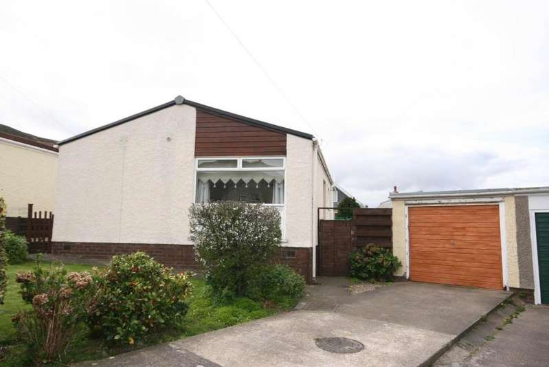 2 Bedrooms Detached Bungalow for sale in Gwynan Park, Dwygyfylchi, LL34 6RR