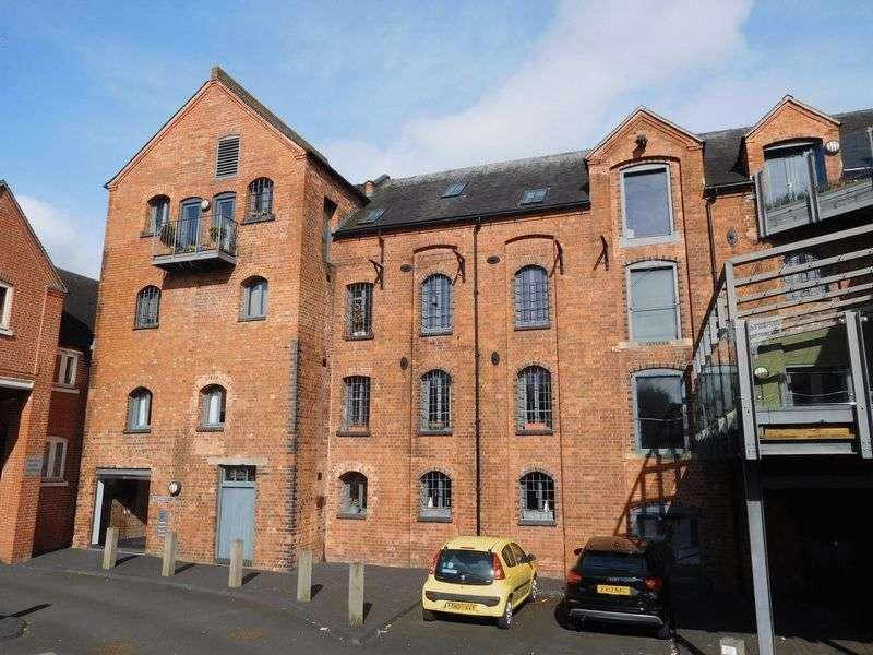 1 Bedroom Flat for sale in Drayton Mill Court, Market Drayton