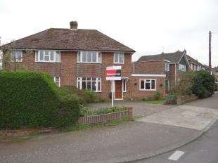 4 Bedrooms Semi Detached House for sale in Hillside Avenue, Canterbury, Kent