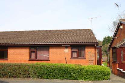 2 Bedrooms Bungalow for sale in Alder Bank, Blackburn, Lancashire, BB2
