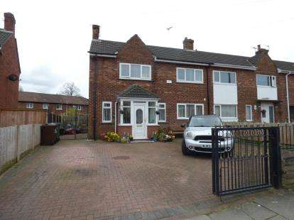 3 Bedrooms End Of Terrace House for sale in Osborne Road, Litherland, Liverpool, Merseyside, L21