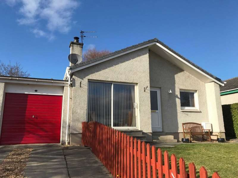 3 Bedrooms Detached Bungalow for sale in Balnabeen Drive, Dingwall