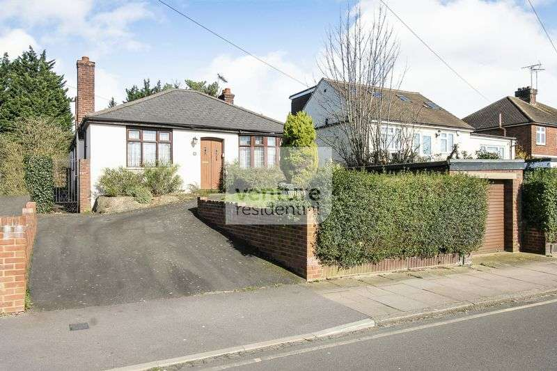 4 Bedrooms Detached Bungalow for sale in Capron Road, Luton