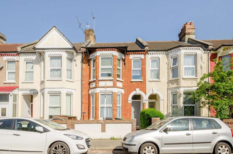 2 Bedrooms Flat for sale in Springfield Road, Tottenham, N15
