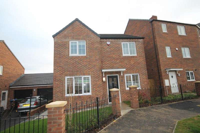 4 Bedrooms Property for sale in Sterling Way, Shildon