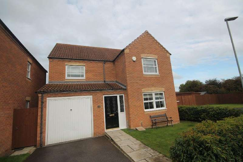 4 Bedrooms Detached House for sale in Northbridge Park St. Helen Auckland, Bishop Auckland