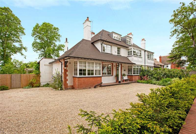 5 Bedrooms Semi Detached House for sale in Maidenhead Court Park, Maidenhead, Berkshire, SL6