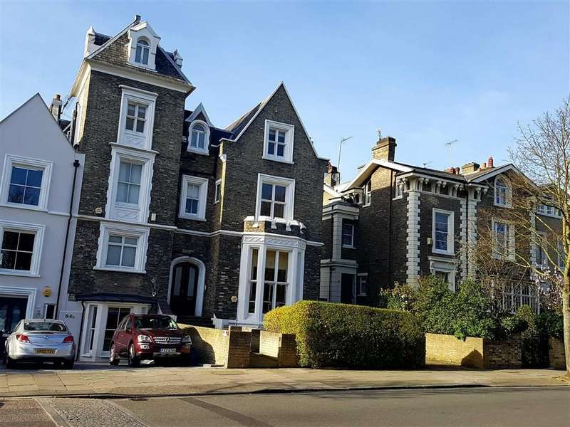 2 Bedrooms Maisonette Flat for sale in Carlton Hill, St John's Wood, NW8