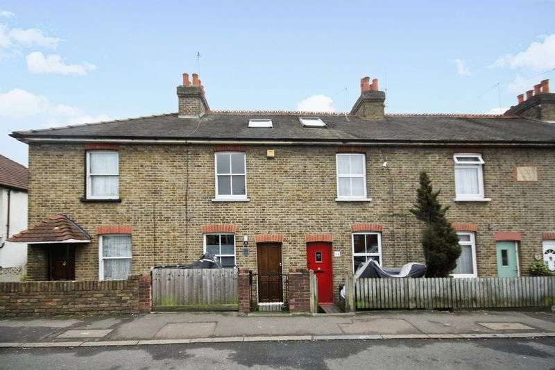 2 Bedrooms Terraced House for sale in Wood End Lane, Northolt
