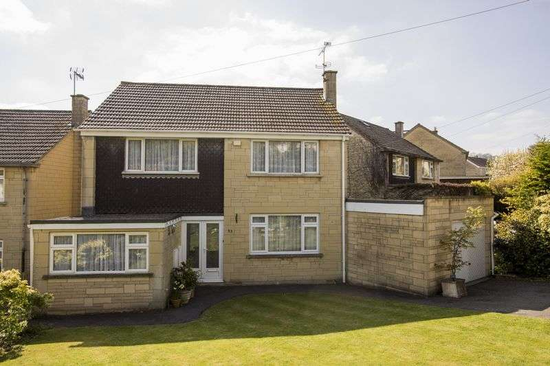 3 Bedrooms Detached House for sale in Leighton Road, Bath