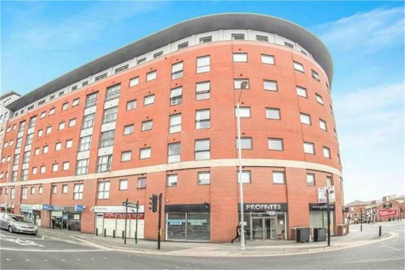 1 Bedroom Flat for sale in Marsden Road, BOLTON, Lancashire