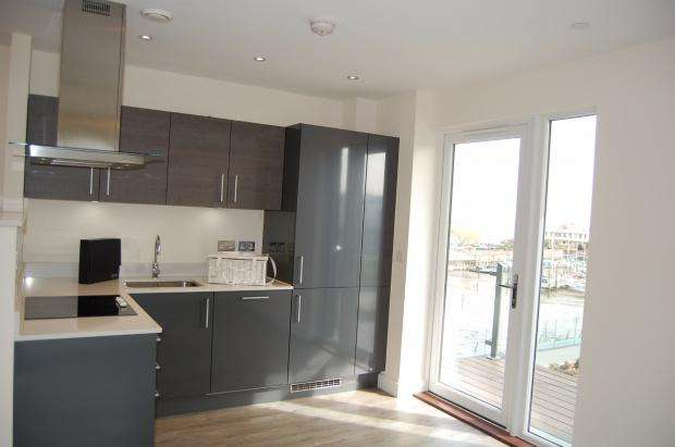 1 Bedroom Flat for sale in West Tower Pearl Lane, Gillingham, ME7