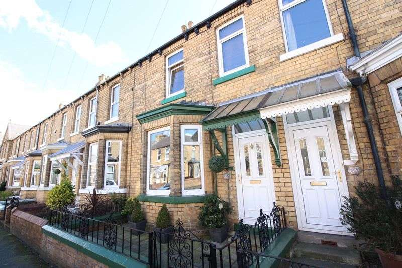 2 Bedrooms Terraced House for sale in Gordon Street, Scarborough, YO12 7RX