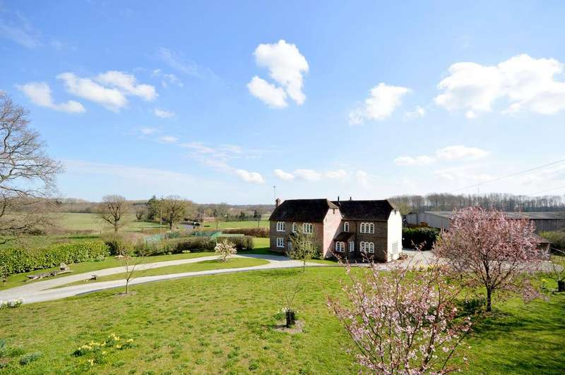 4 Bedrooms Farm House Character Property for sale in Little Chart, TN27