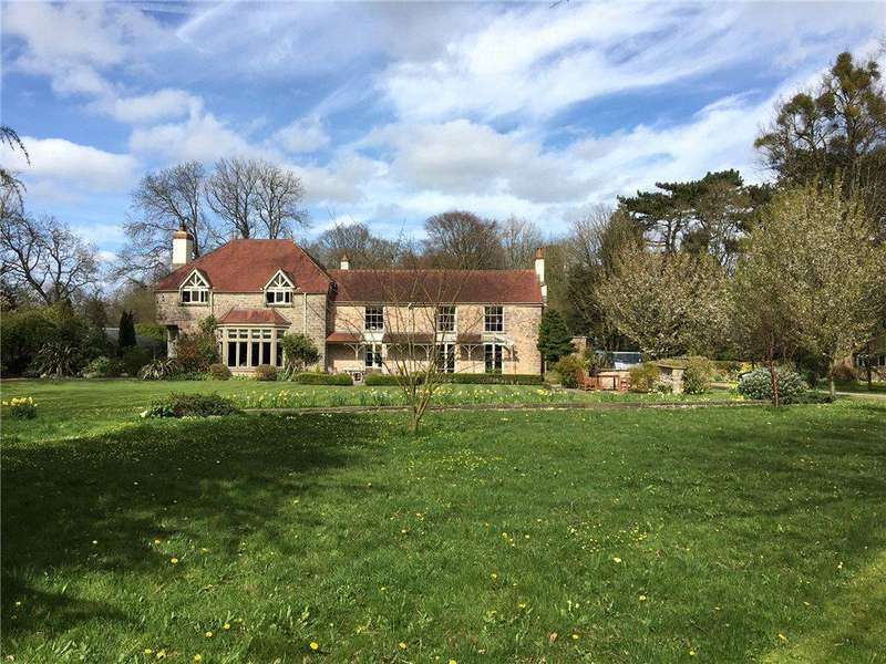6 Bedrooms Detached House for sale in Tidenham, Chepstow, Gloucestershire, NP16