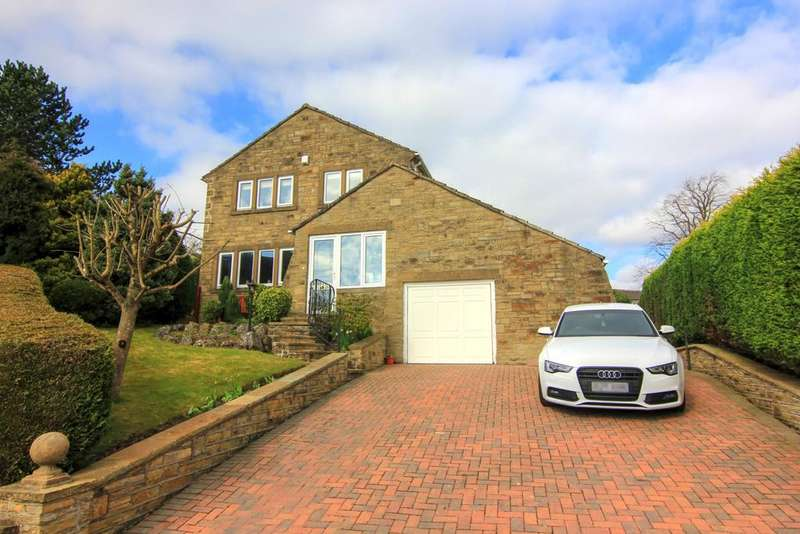 5 Bedrooms Detached House for sale in 6 Beechwood Drive , Skipton