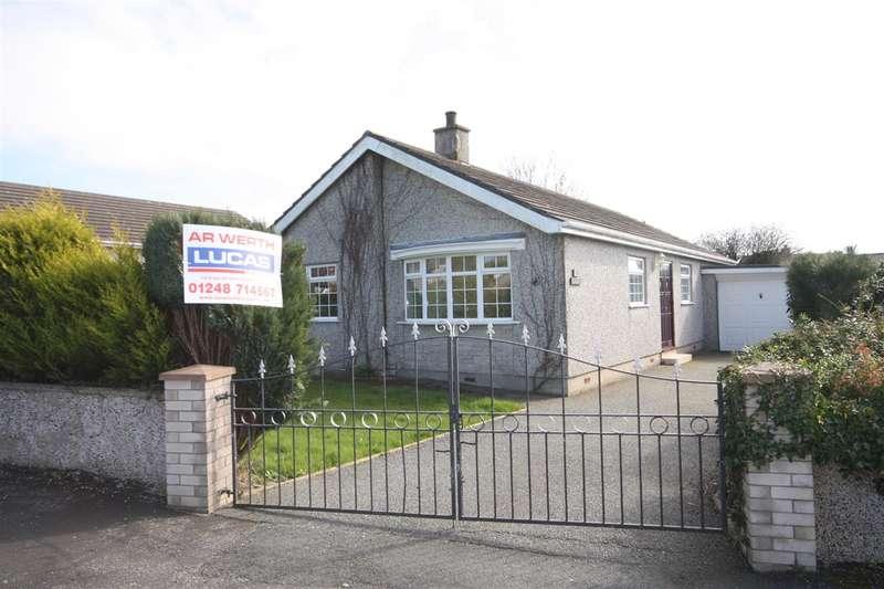 3 Bedrooms Detached House for sale in Penysarn Fawr Estate, Penysarn
