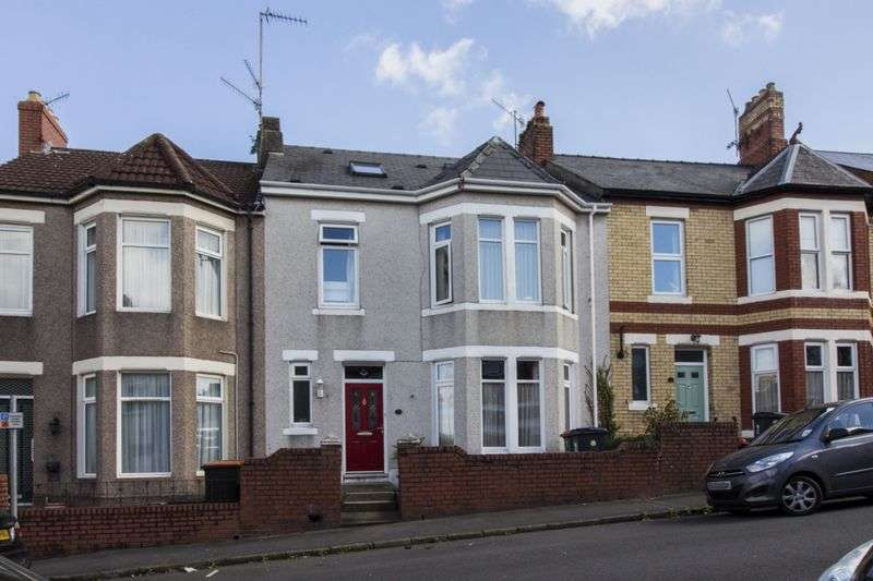 6 Bedrooms Terraced House for sale in Somerset Road, Newport