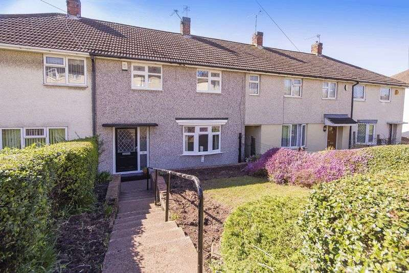 2 Bedrooms Terraced House for sale in HARROGATE CRESCENT, BREADSALL HILLTOP