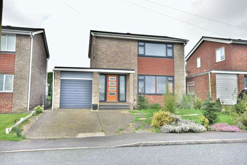 3 Bedrooms Detached House for sale in Cambridge Drive, Washingborough, Lincoln