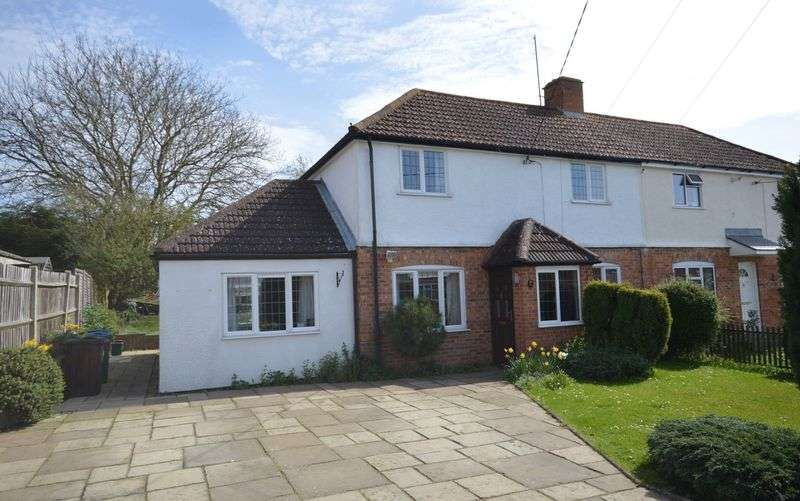 3 Bedrooms Semi Detached House for sale in Long Crendon