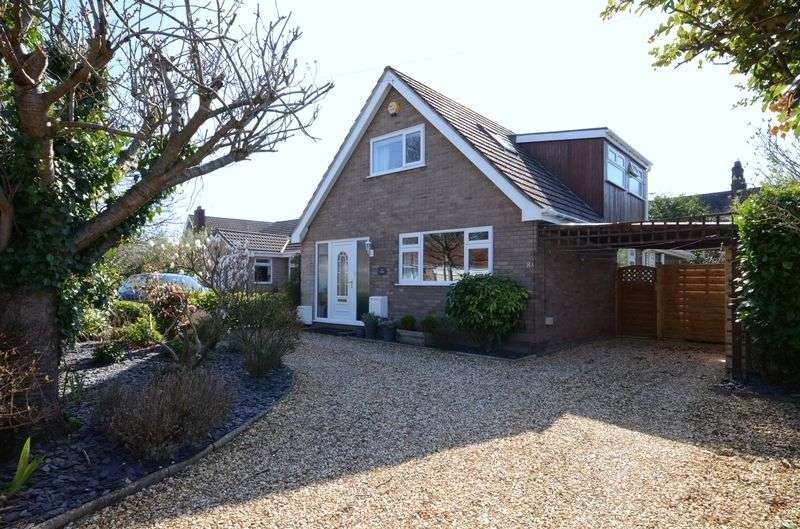 4 Bedrooms Semi Detached House for sale in Badgers Close, Christleton, Chester