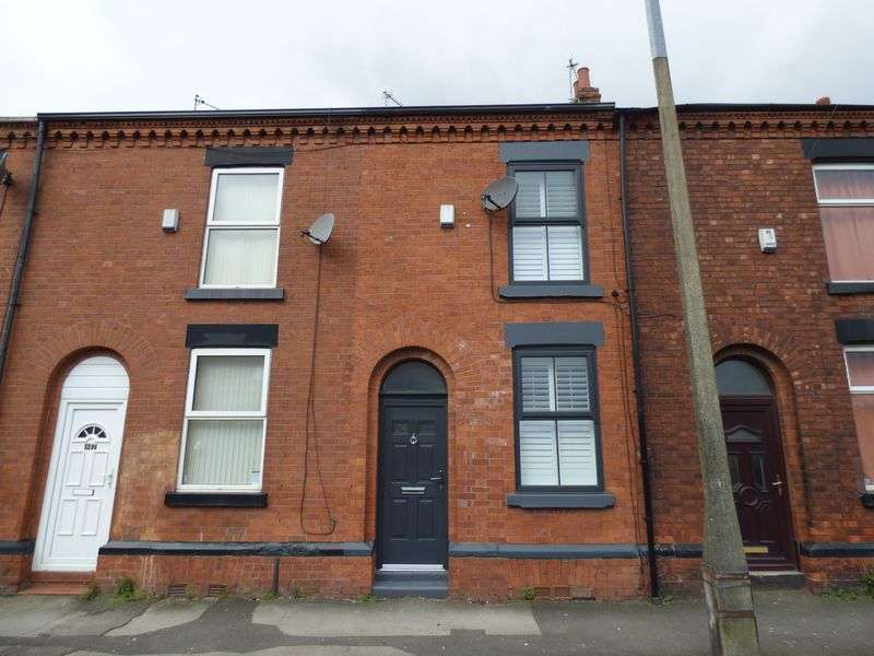 2 Bedrooms Terraced House for sale in Ashton Hill Lane, Manchester