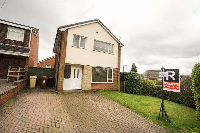 3 Bedrooms Detached House for sale in Pennine Road, Horwich