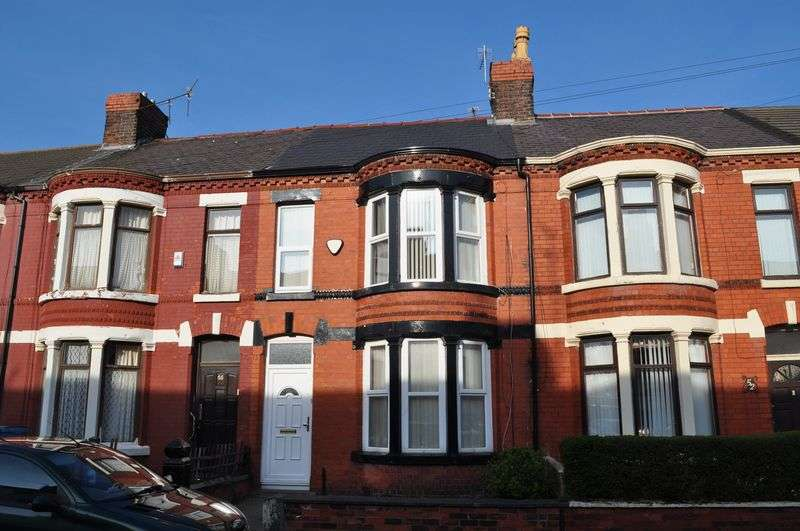 3 Bedrooms Terraced House for sale in Antrim Street, Tuebrook