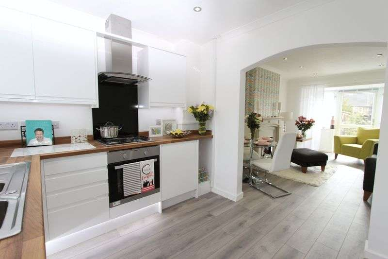 2 Bedrooms Terraced House for sale in Remington Road, Walsall