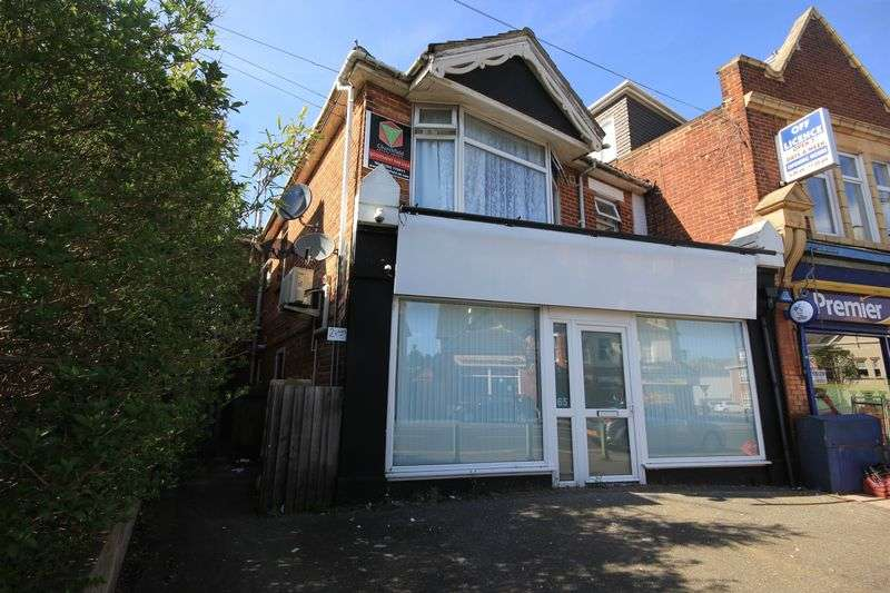 1 Bedroom Flat for sale in Bennett Road, Bournemouth