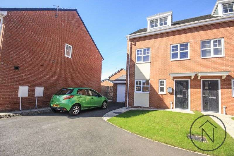 3 Bedrooms Terraced House for sale in Welwyn Close, Stockton-On-Tees