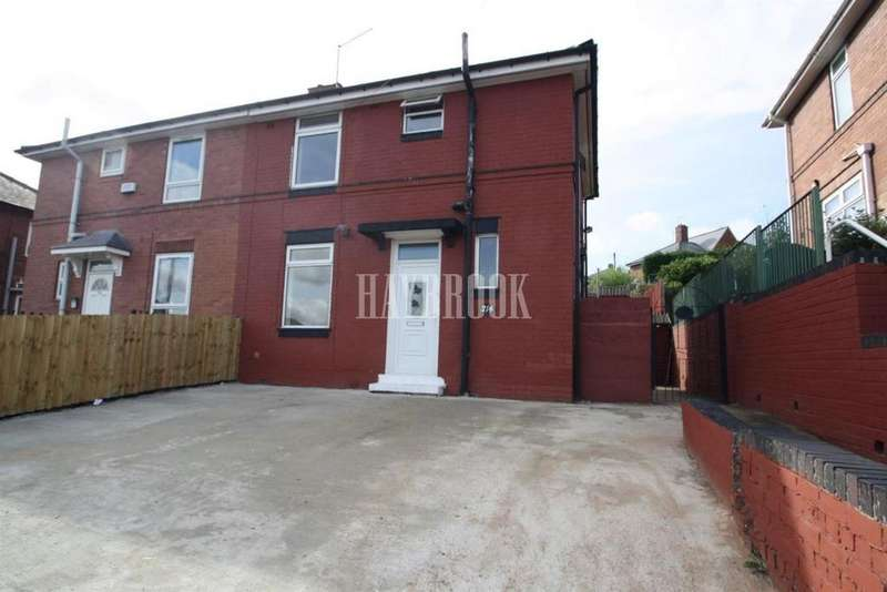 3 Bedrooms Semi Detached House for sale in Maltravers Road, Wybourn, S2