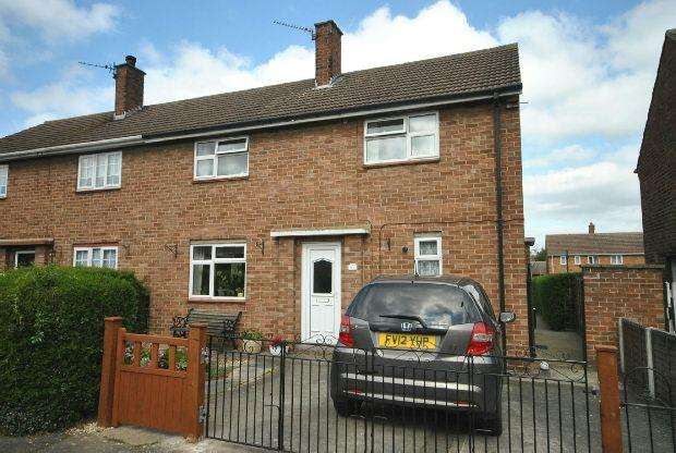 3 Bedrooms Semi Detached House for sale in Salisbury Drive, Waltham, GRIMSBY