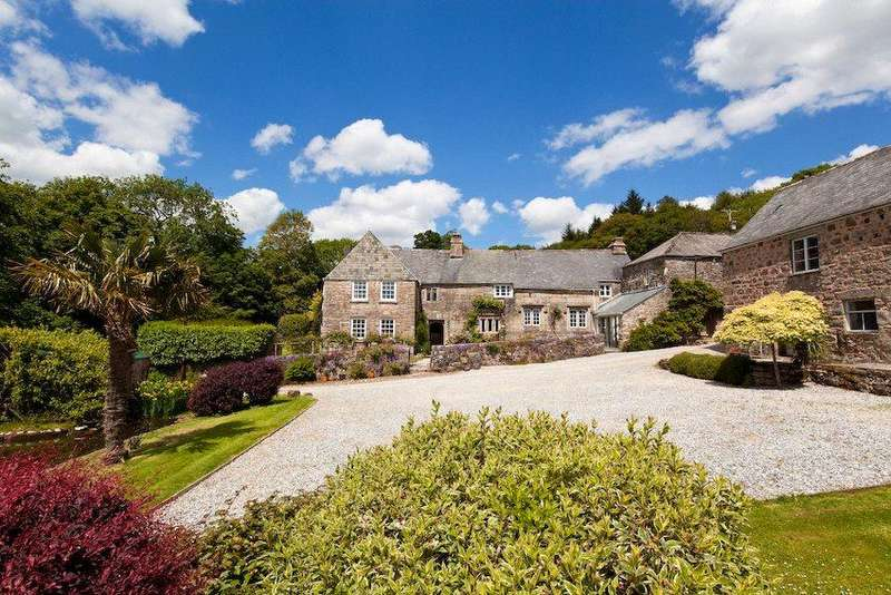 7 Bedrooms Detached House for sale in Cornwood, Dartmoor, Devon, PL21