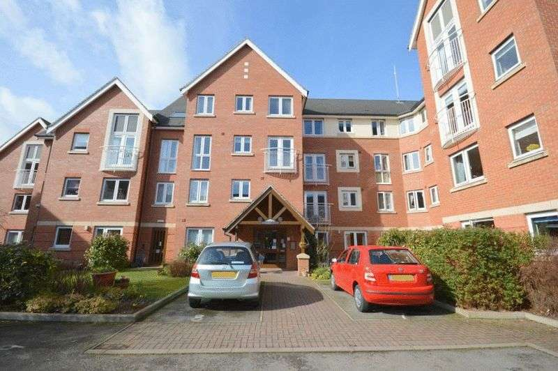 1 Bedroom Retirement Property for sale in Hathaway Court, Stratford-upon-Avon, CV37 6HH