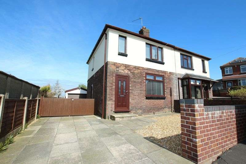 2 Bedrooms Semi Detached House for sale in Doctors Close, Biddulph