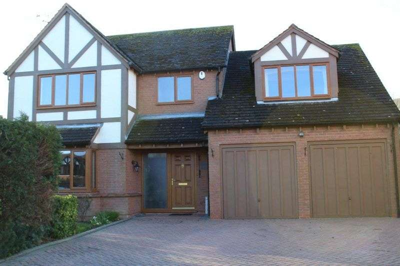 4 Bedrooms Property for sale in Thornton Close, Leicester