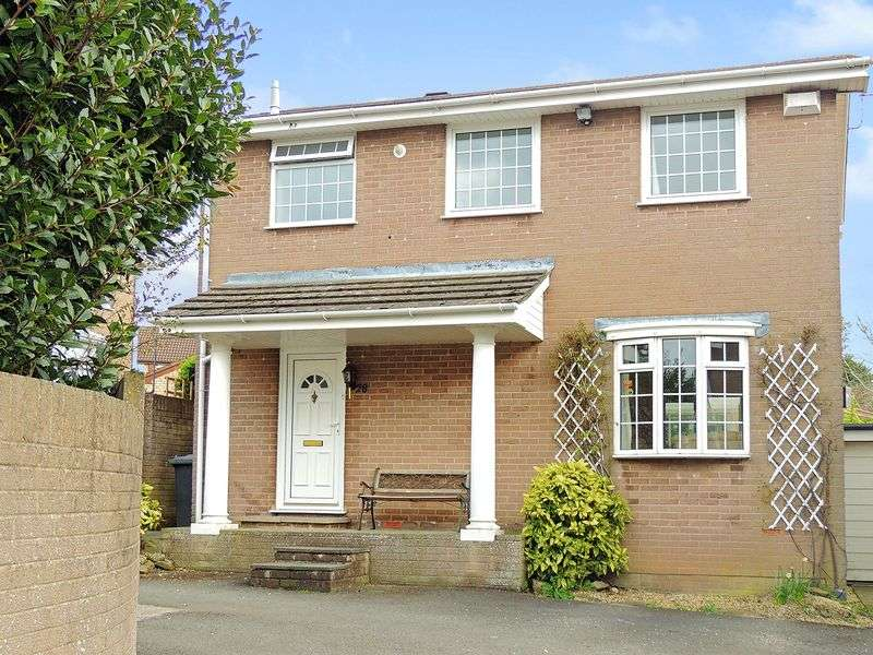3 Bedrooms House for sale in Footshill Close, Hanham, Bristol