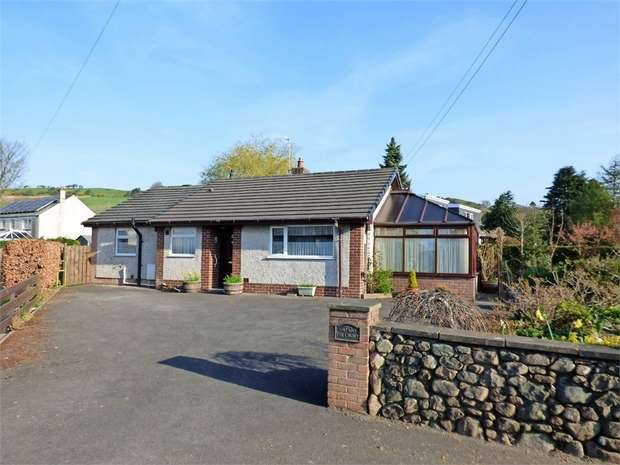 2 Bedrooms Detached Bungalow for sale in Wellington, Seascale, Cumbria