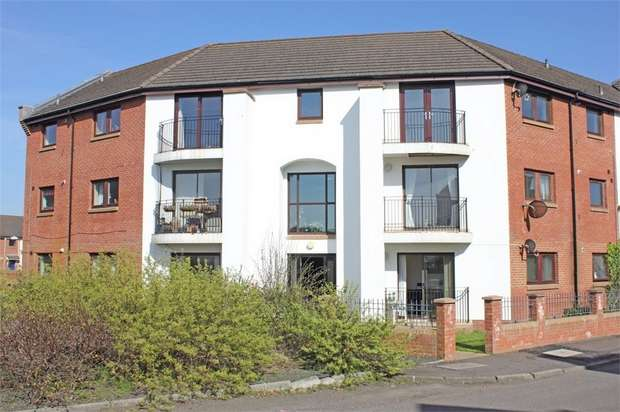 3 Bedrooms Flat for sale in North Harbour Street, Ayr